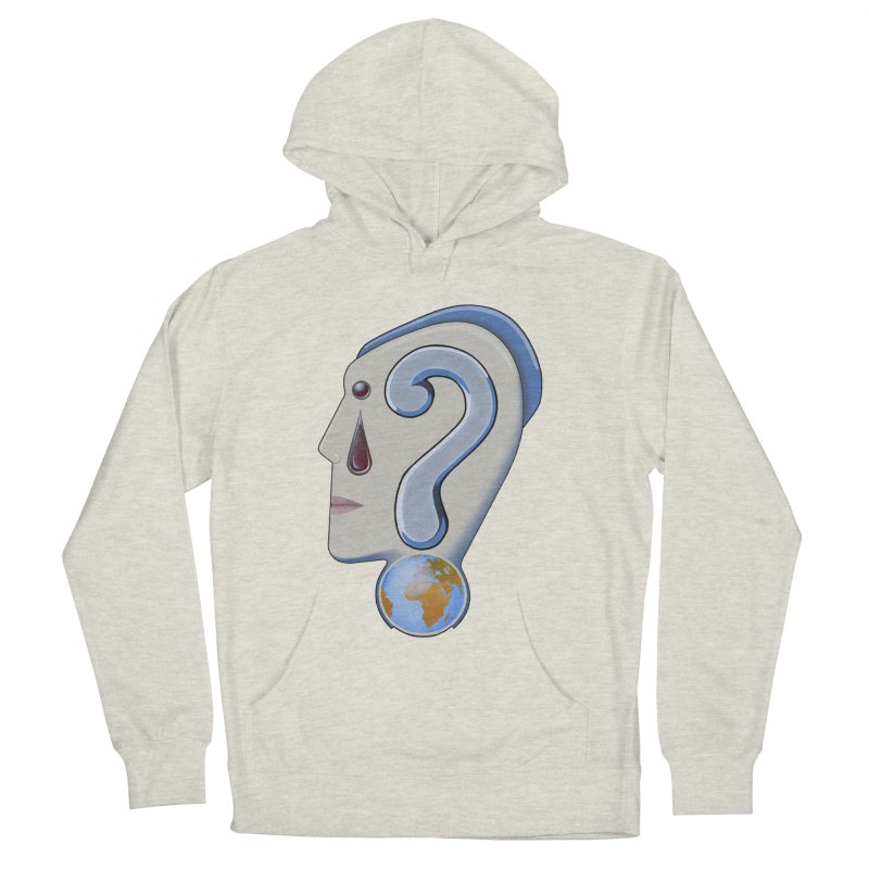 STOPPER 3......Strange things are happening. Men's Pullover Hoody by RealZeal's Artist Shop
