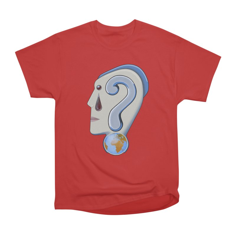 STOPPER 3......Strange things are happening. Men's Classic T-Shirt by RealZeal's Artist Shop