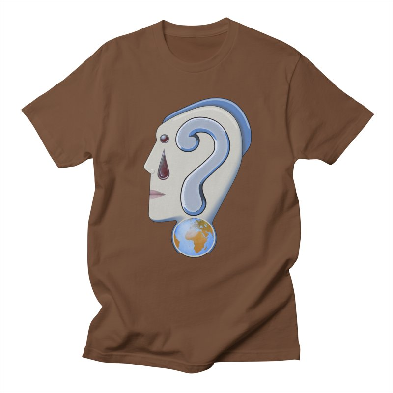 STOPPER 3......Strange things are happening. Women's Regular Unisex T-Shirt by RealZeal's Artist Shop