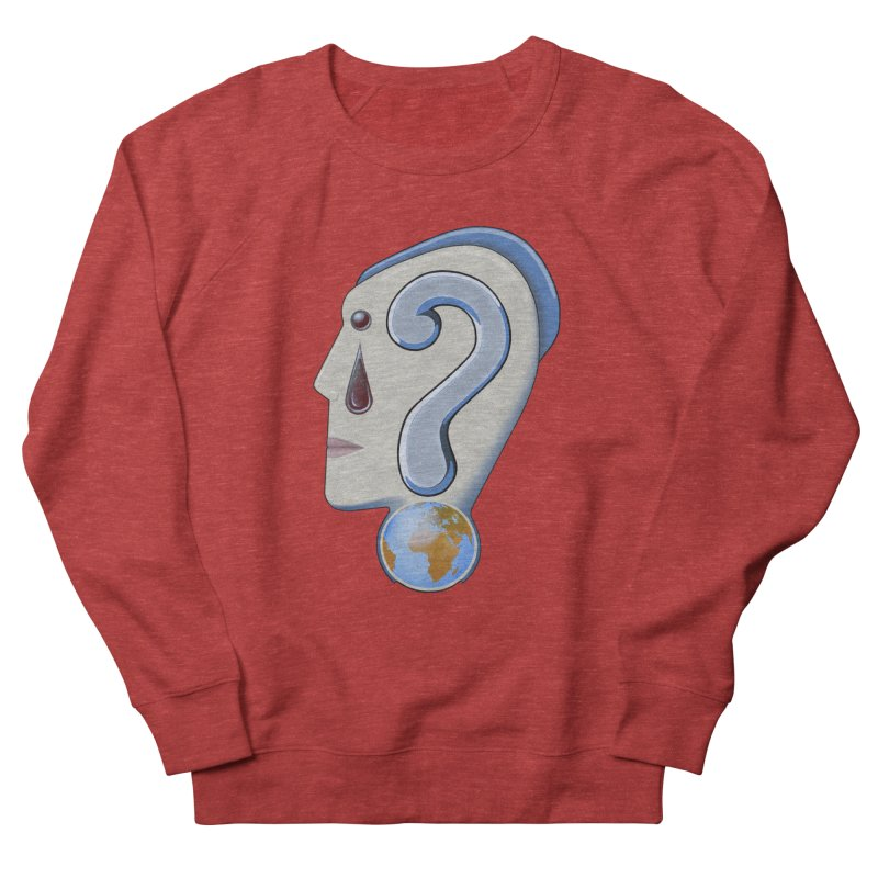 STOPPER 3......Strange things are happening. Women's Sweatshirt by RealZeal's Artist Shop