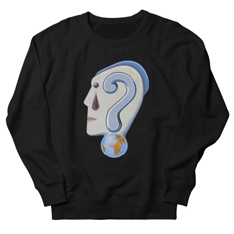 STOPPER 3......Strange things are happening. Women's French Terry Sweatshirt by RealZeal's Artist Shop