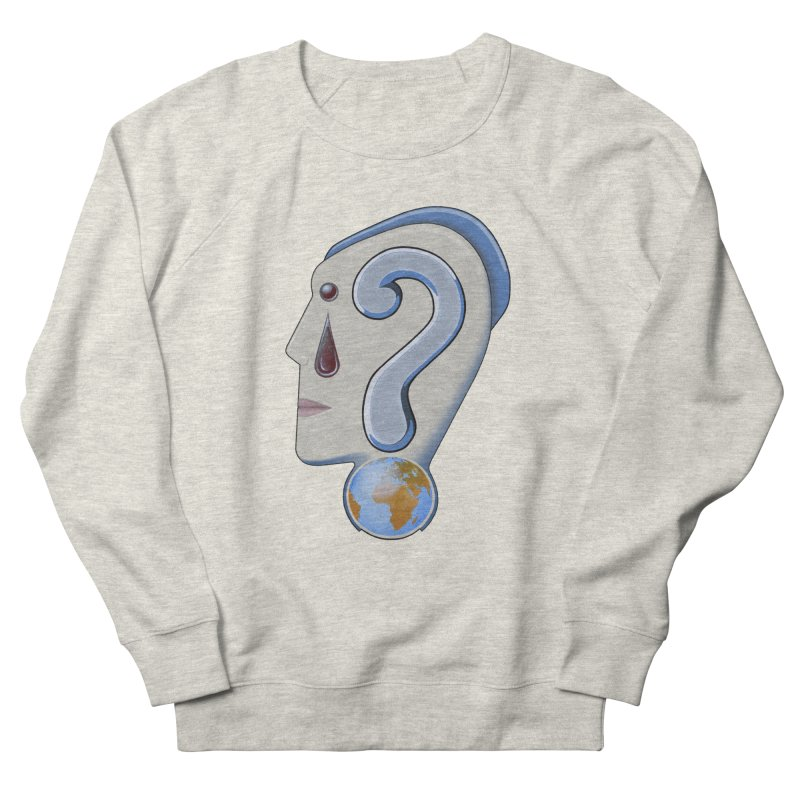 STOPPER 3......Strange things are happening. Women's Sweatshirt by RealZeal's Artist Shop