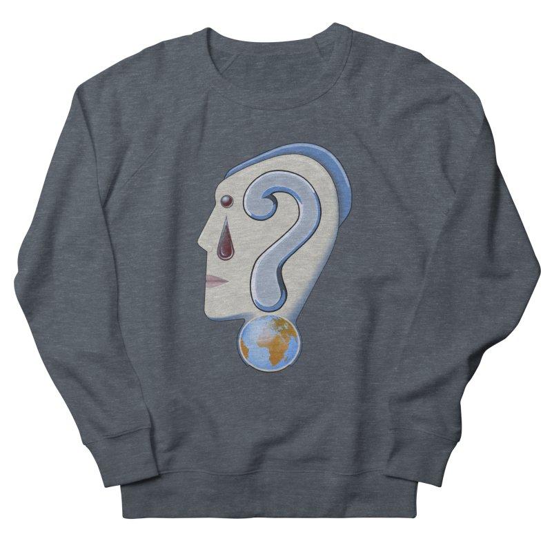 STOPPER 3......Strange things are happening. Men's Sweatshirt by RealZeal's Artist Shop