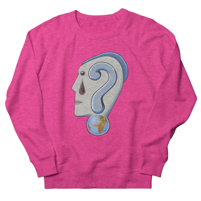 STOPPER 3......Strange things are happening. Men's Sweatshirt by RealZeal's Artist Shop