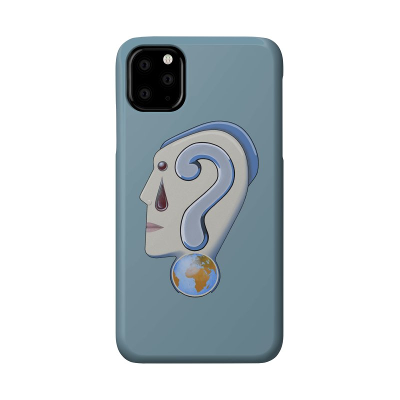 STOPPER 3......Strange things are happening. Accessories Phone Case by RealZeal's Artist Shop