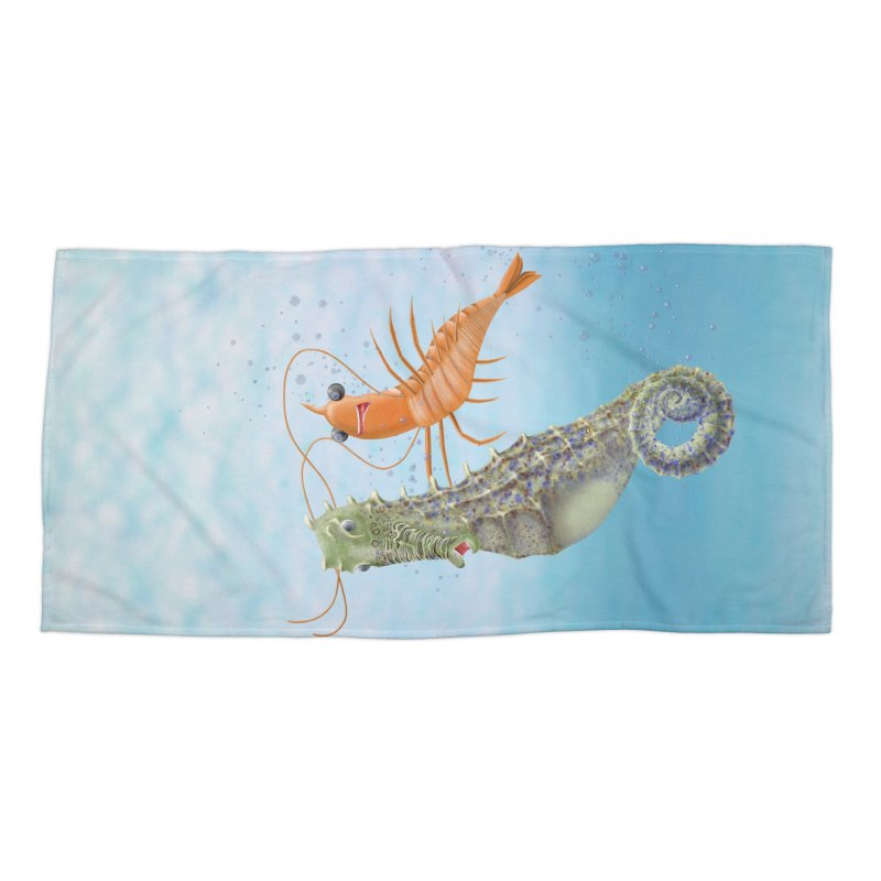 DRIFTER...... Accessories Beach Towel by RealZeal's Artist Shop