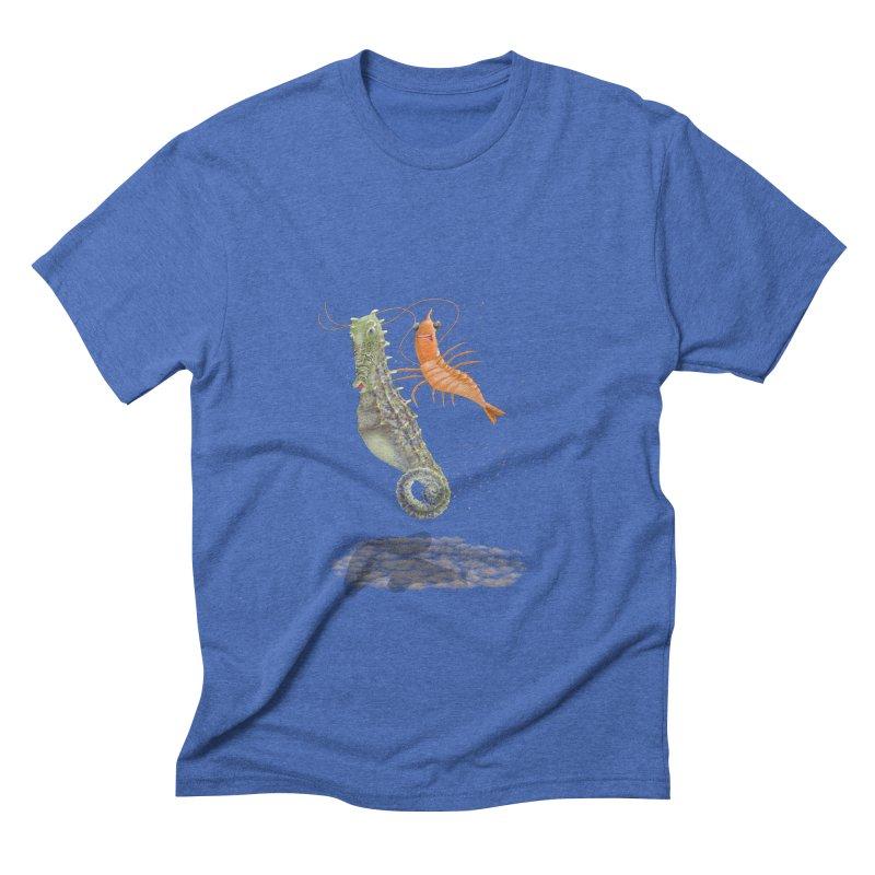 DRIFTER...... Men's T-Shirt by RealZeal's Artist Shop