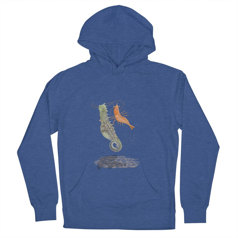 DRIFTER...... Women's French Terry Pullover Hoody by RealZeal's Artist Shop