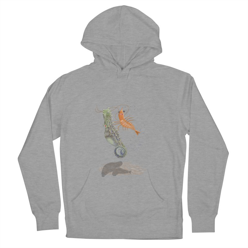 DRIFTER...... Men's French Terry Pullover Hoody by RealZeal's Artist Shop