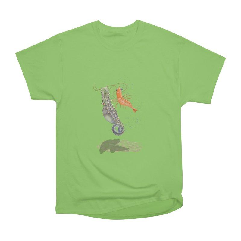 DRIFTER...... Men's Heavyweight T-Shirt by RealZeal's Artist Shop