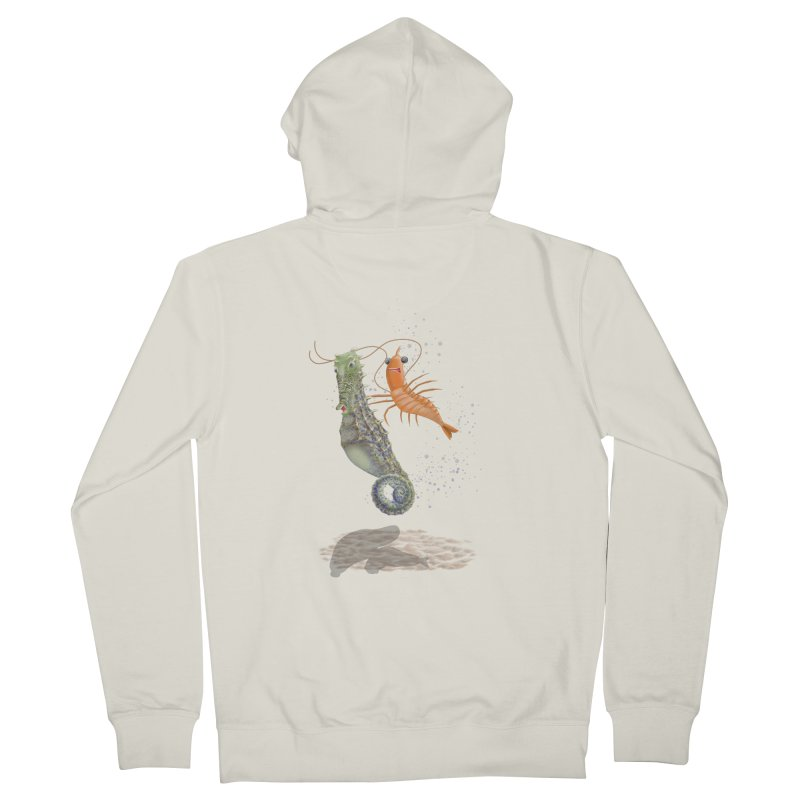 DRIFTER...... Men's French Terry Zip-Up Hoody by RealZeal's Artist Shop
