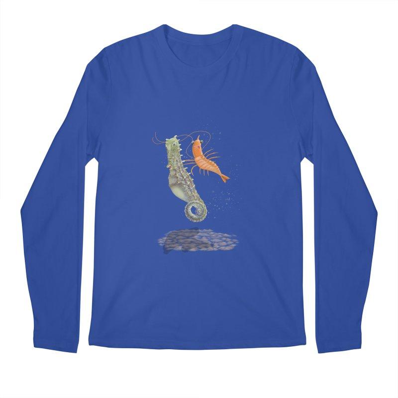 DRIFTER...... Men's Regular Longsleeve T-Shirt by RealZeal's Artist Shop