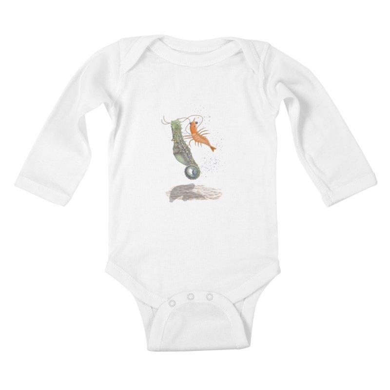 DRIFTER...... Kids Baby Longsleeve Bodysuit by RealZeal's Artist Shop