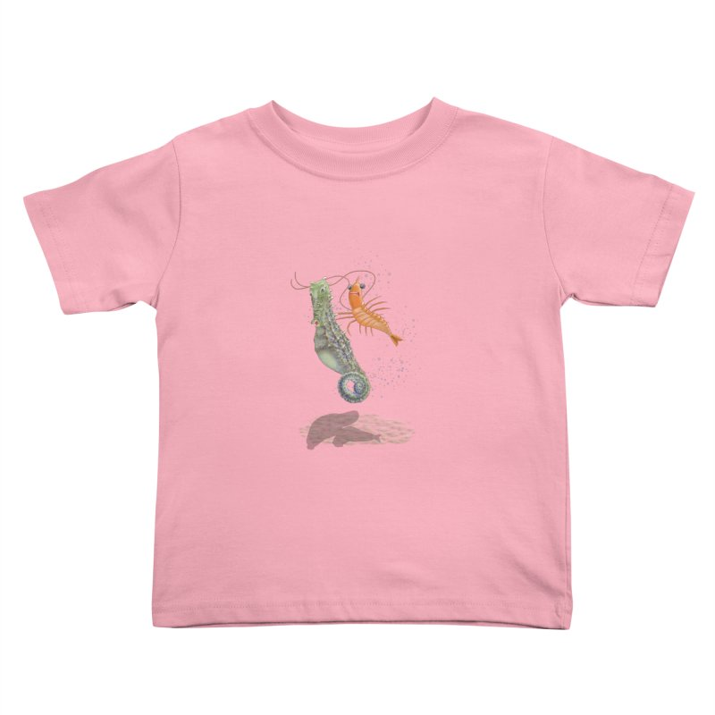 DRIFTER...... Kids Toddler T-Shirt by RealZeal's Artist Shop