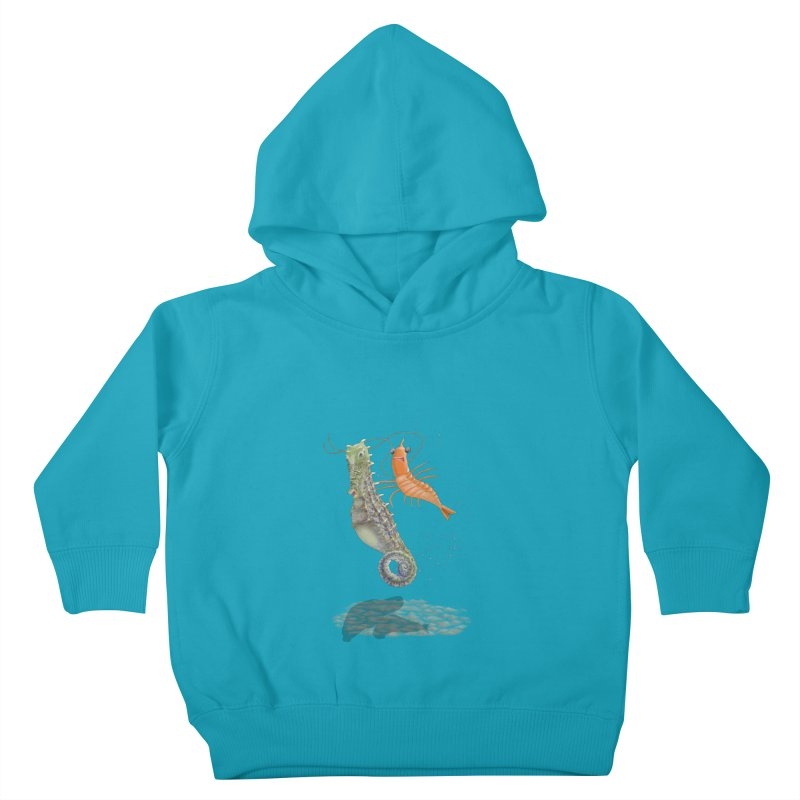 DRIFTER...... Kids Toddler Pullover Hoody by RealZeal's Artist Shop