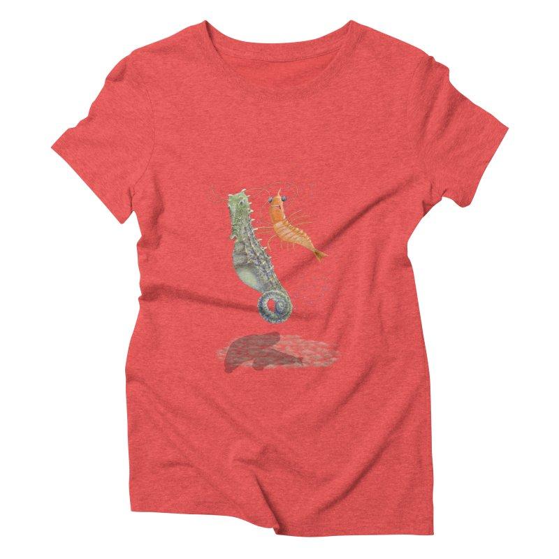 DRIFTER...... Women's Triblend T-Shirt by RealZeal's Artist Shop