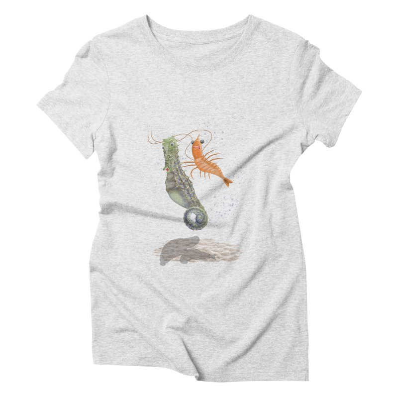 DRIFTER...... Women's Triblend T-Shirt by RealZeal's Artist Shop