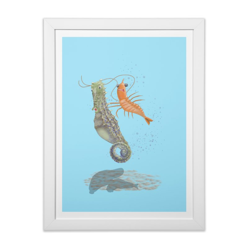 DRIFTER...... Home Framed Fine Art Print by RealZeal's Artist Shop