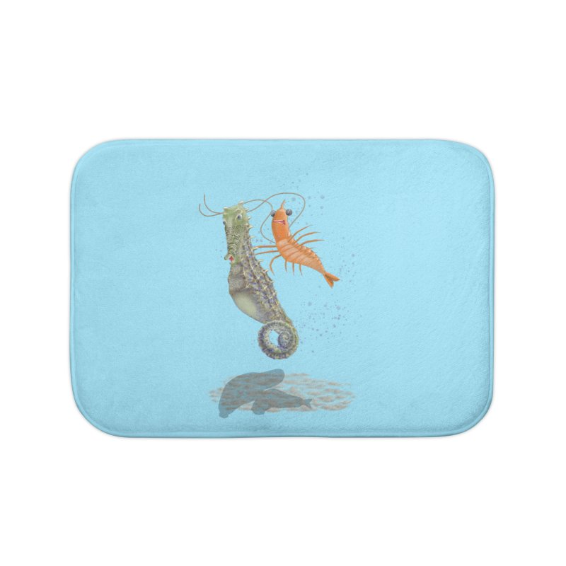 DRIFTER...... Home Bath Mat by RealZeal's Artist Shop