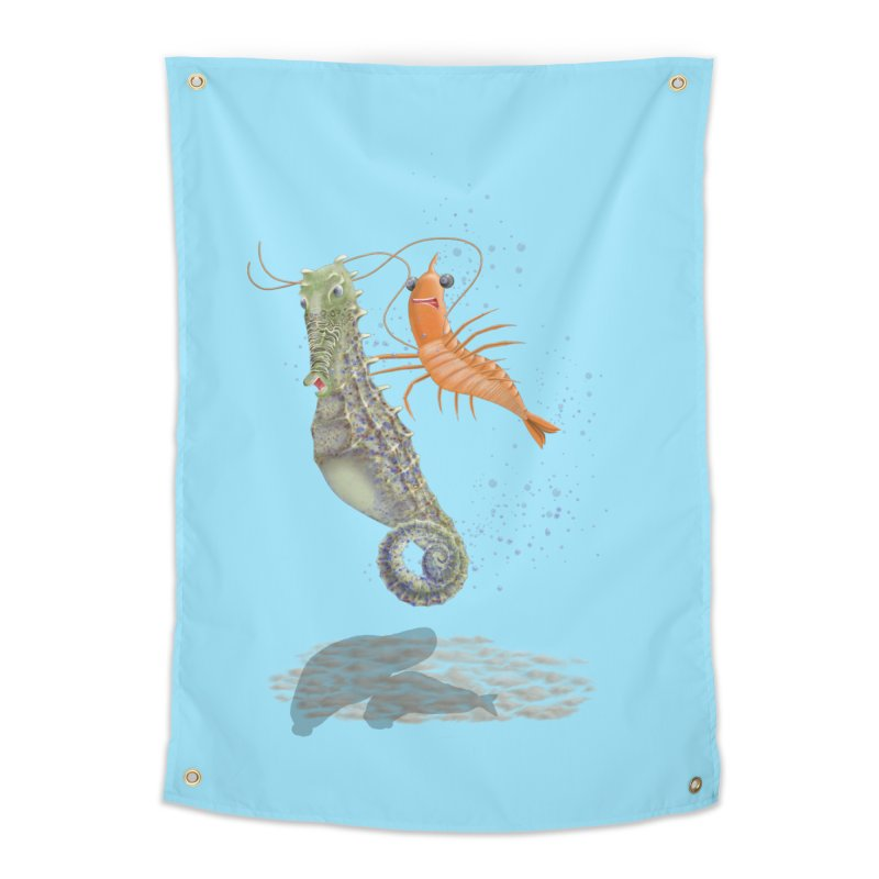 DRIFTER...... Home Tapestry by RealZeal's Artist Shop