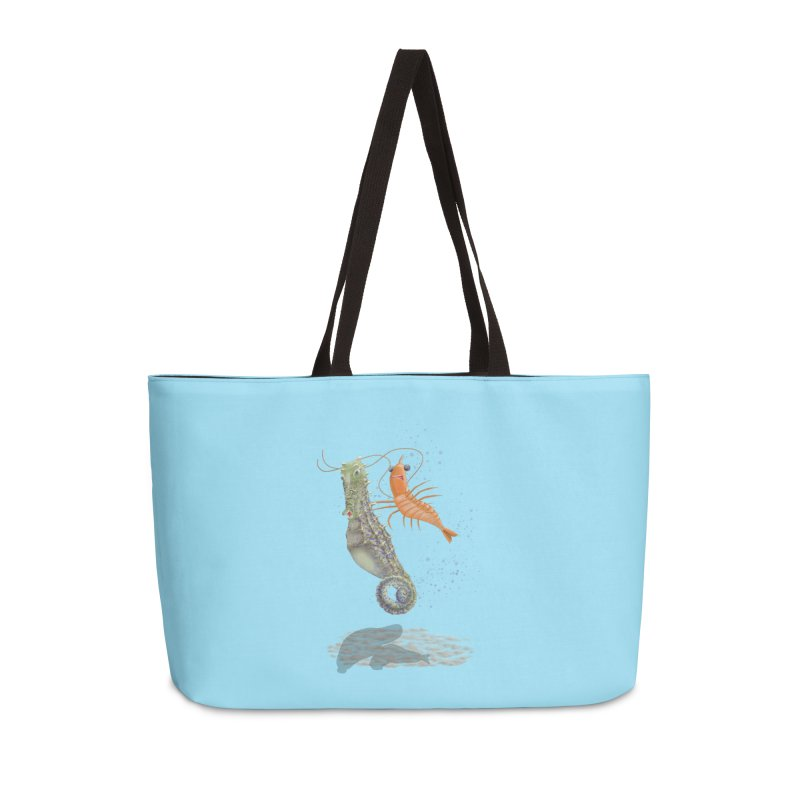 DRIFTER...... Accessories Weekender Bag Bag by RealZeal's Artist Shop