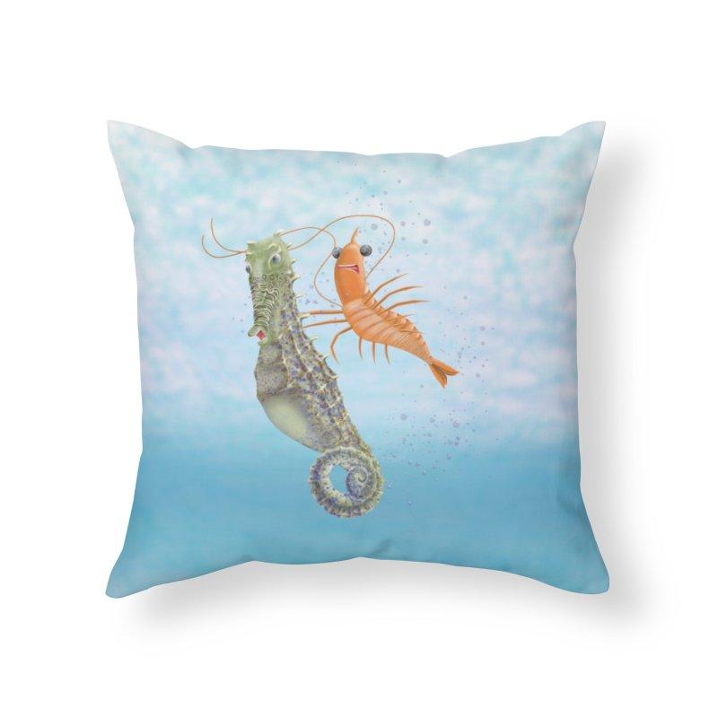 DRIFTER...... Home Throw Pillow by RealZeal's Artist Shop