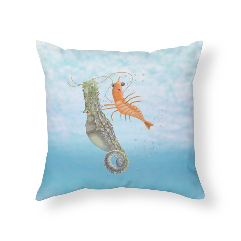 DRIFTER...... Home Throw Pillow by RealZeal's Artist Shop