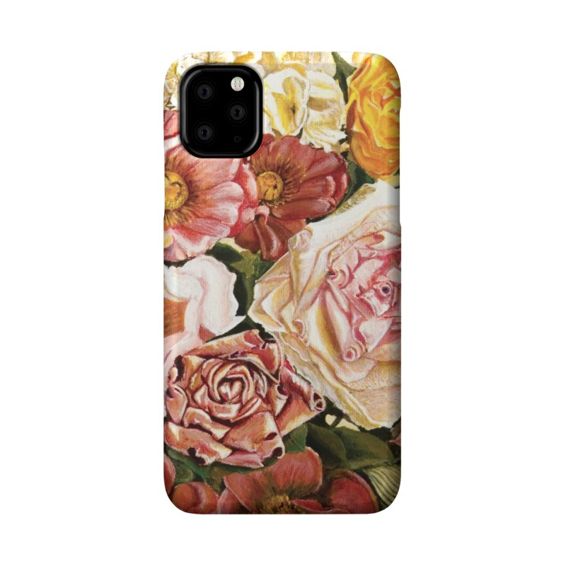 Lily Vase Accessories Phone Case by RealZeal's Artist Shop