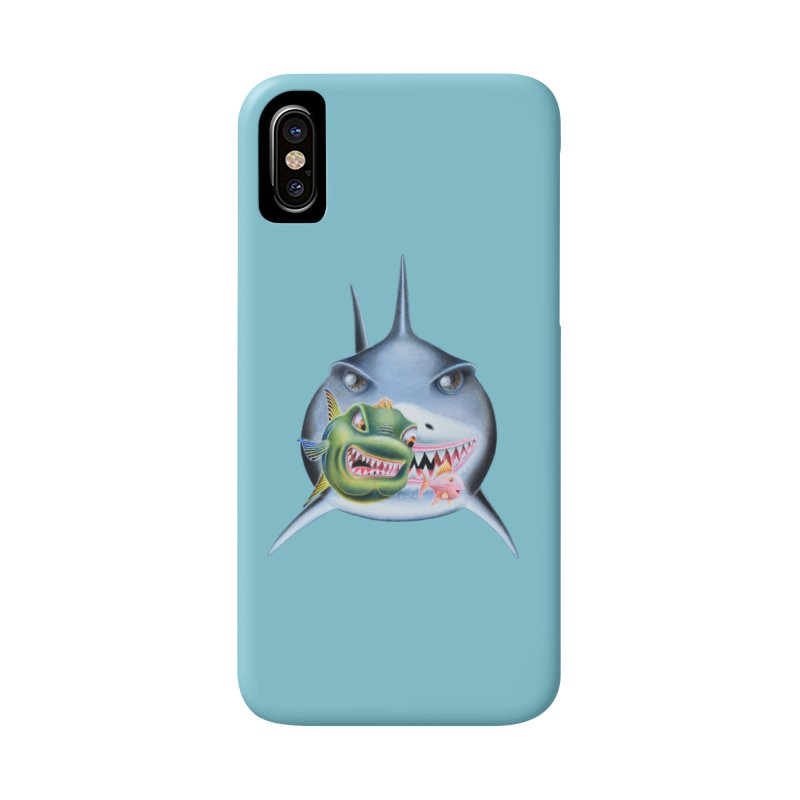The Big & The Biggest Accessories Phone Case by RealZeal's Artist Shop