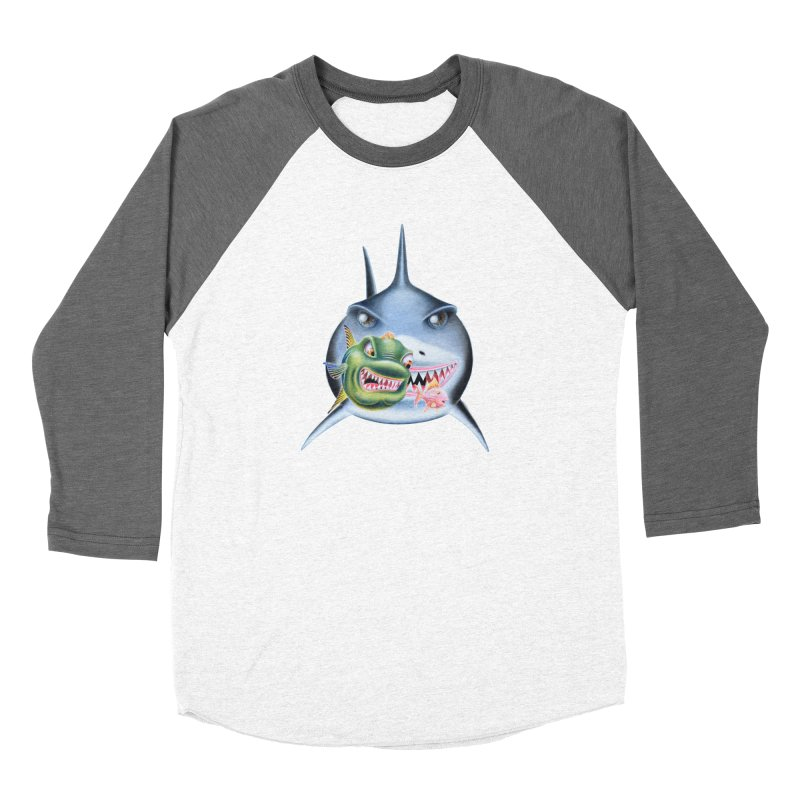 The Big & The Biggest Women's Longsleeve T-Shirt by RealZeal's Artist Shop
