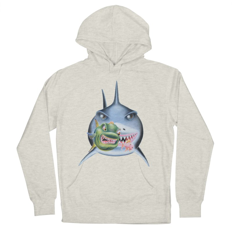 The Big & The Biggest Women's Pullover Hoody by RealZeal's Artist Shop