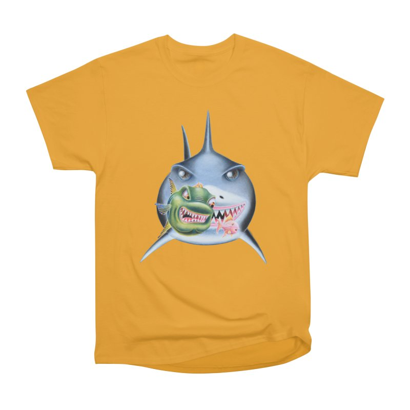 The Big & The Biggest Men's Classic T-Shirt by RealZeal's Artist Shop
