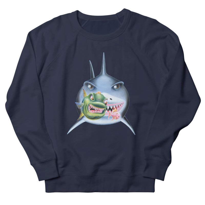 The Big & The Biggest Women's Sweatshirt by RealZeal's Artist Shop
