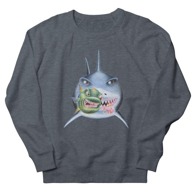 The Big & The Biggest Men's Sweatshirt by RealZeal's Artist Shop