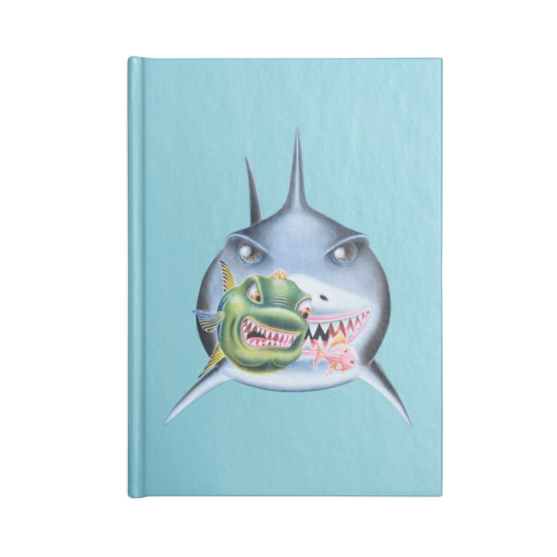 The Big & The Biggest Accessories Notebook by realzeal's Artist Shop