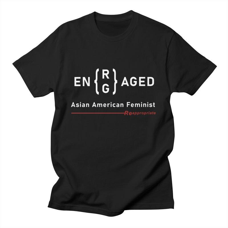 EN(R/G)AGED Men's T-Shirt by Reappropriate: Shop