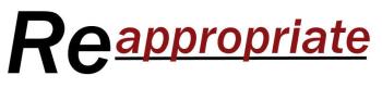 Reappropriate: Shop Logo