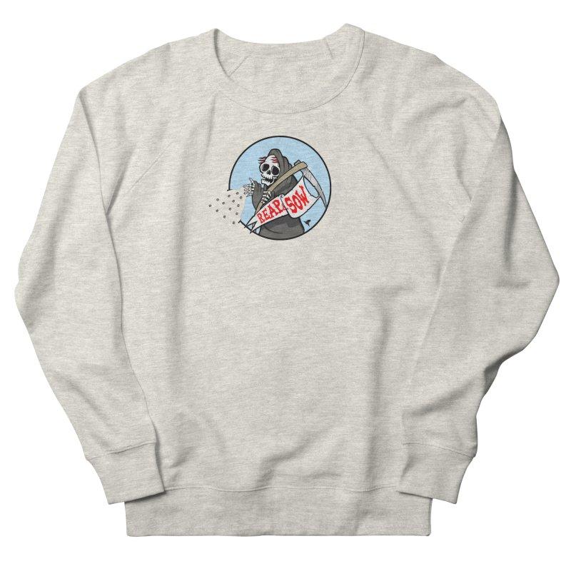 Reap & Sow - Magic Beans Men's Sweatshirt by reapsow's Artist Shop