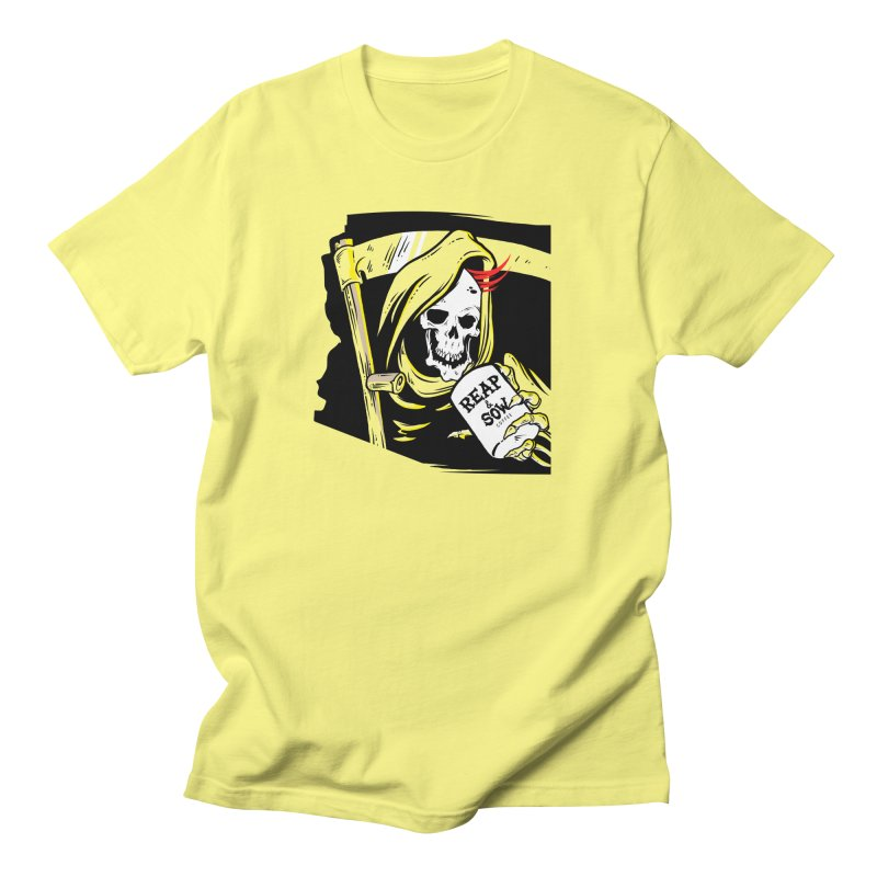 Reap & Sow Coffee Bar Men's T-Shirt by reapsow's Artist Shop
