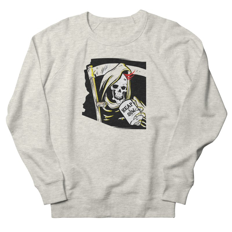 Reap & Sow Coffee Bar Men's Sweatshirt by reapsow's Artist Shop