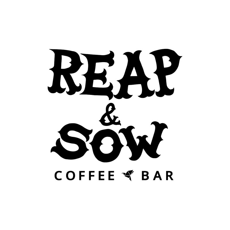 Reap & Sow Logo Men's T-Shirt by reapsow's Artist Shop