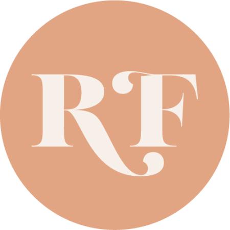 Logo for Rebecca Flaherty's Artist Shop