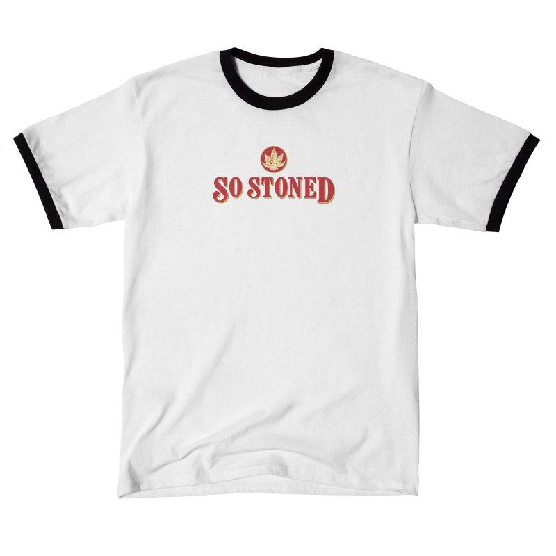 SO STONED Women's T-Shirt by R E B E C C A  G O L D B E R G