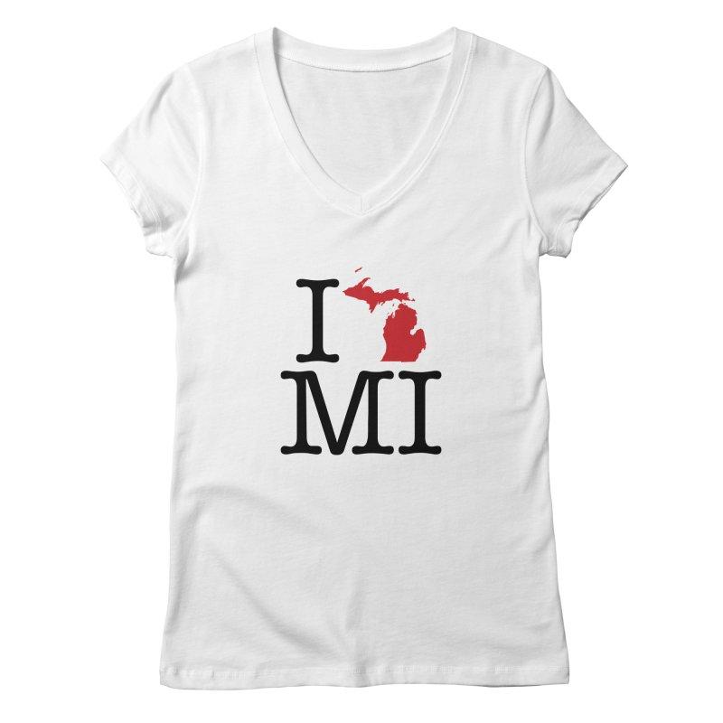 I MI MI Women's V-Neck by R E B E C C A  G O L D B E R G