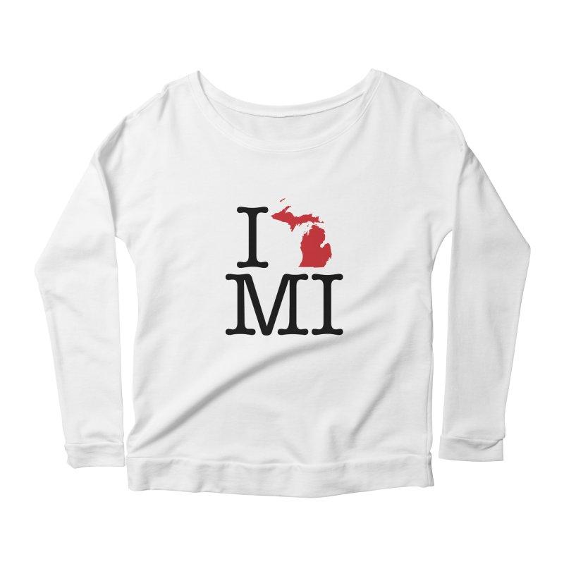 I MI MI Women's Longsleeve T-Shirt by R E B E C C A  G O L D B E R G