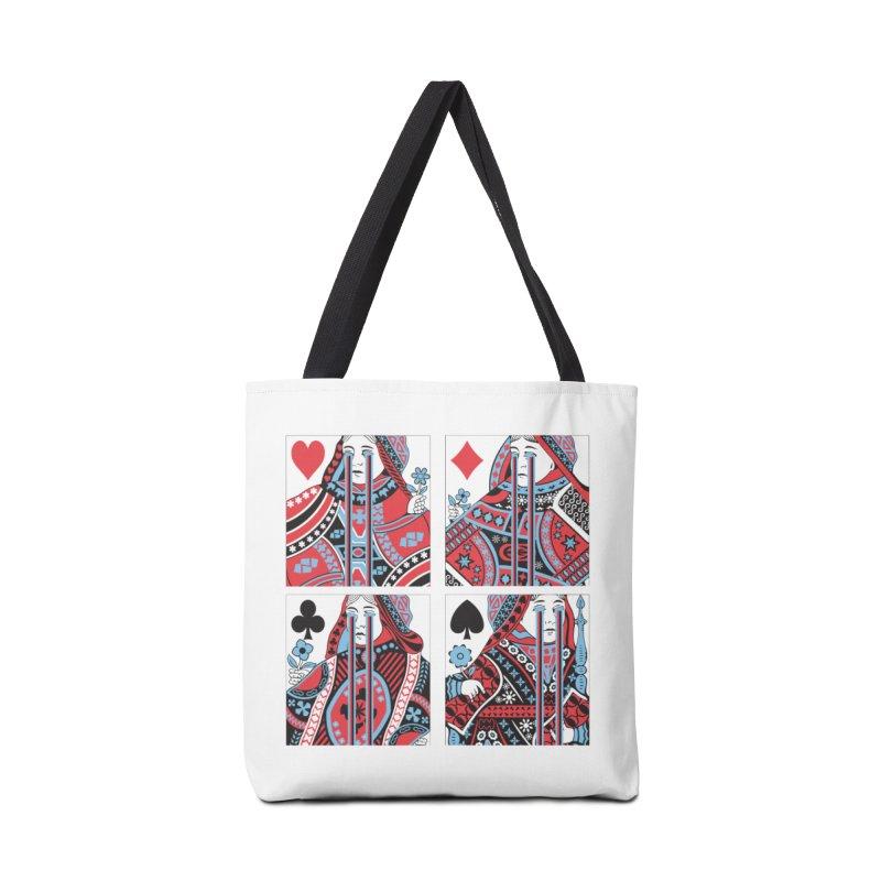 313 ACID QUEEN Accessories Bag by R E B E C C A  G O L D B E R G