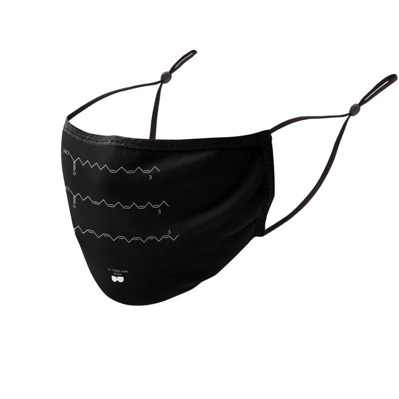 ω−3 fatty acids Accessories Face Mask by R E B E C C A  G O L D B E R G