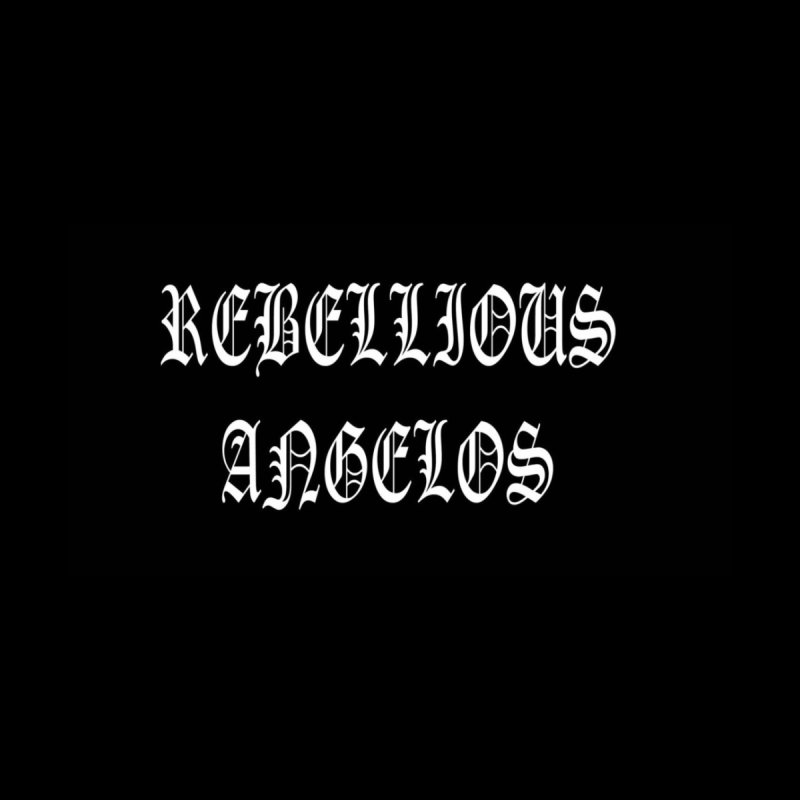 REBELLIOUS ANGELOS Home Stretched Canvas by rebelliousangels's Artist Shop