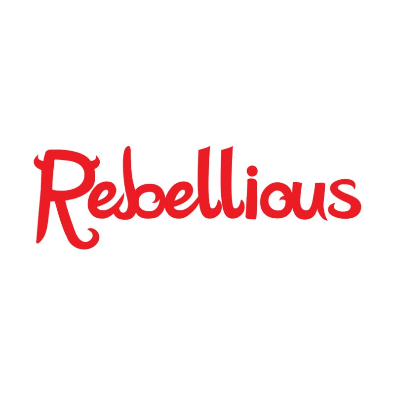 Rebellious Red by Rebellious Magazine