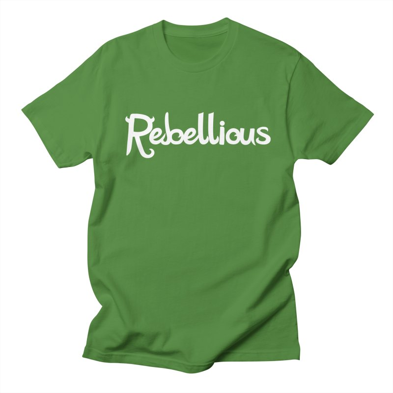 ____ & White Women's Regular Unisex T-Shirt by Rebellious Magazine
